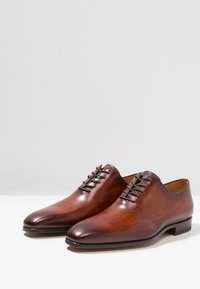 Magnanni - Smart lace-ups - coñac - 2