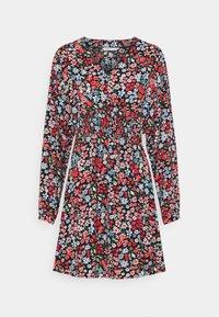ONLY - ONLTAMARA DRESS - Denní šaty - black - 3