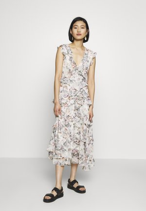 NELLY FLORAL DRESS - Day dress - ivory