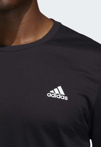 adidas Performance - LIL STRIPE CANNONBALL T-SHIRT - Long sleeved top - black - 3