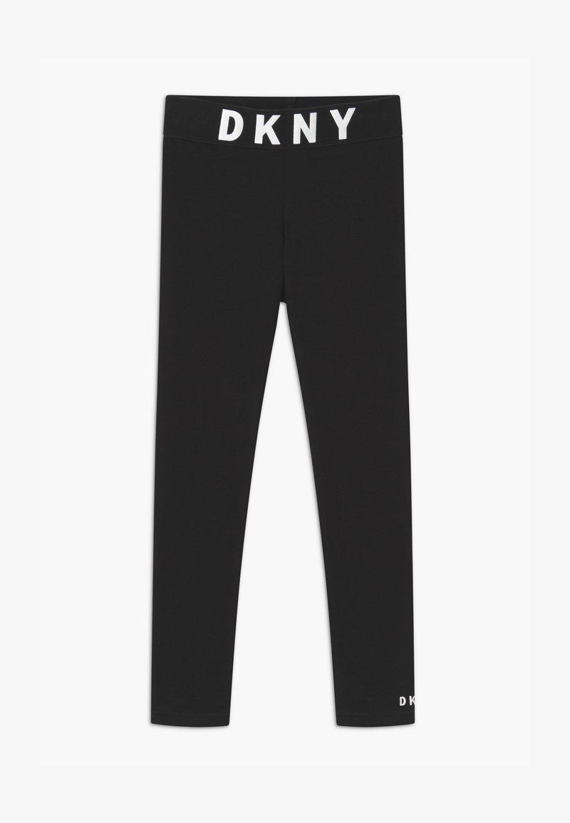 DKNY - Leggings - Trousers - black