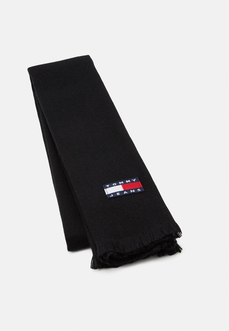 Tommy Jeans - HERITAGE SCARF - Scarf - black