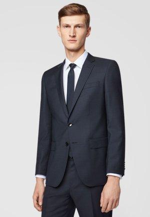 HUGE/GENIUS Slim Fit - Suit - dark blue
