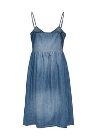 JDY - Robe en jean - medium blue denim - 5