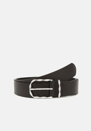 FEMININE TWIST BELT - Belt - regular black