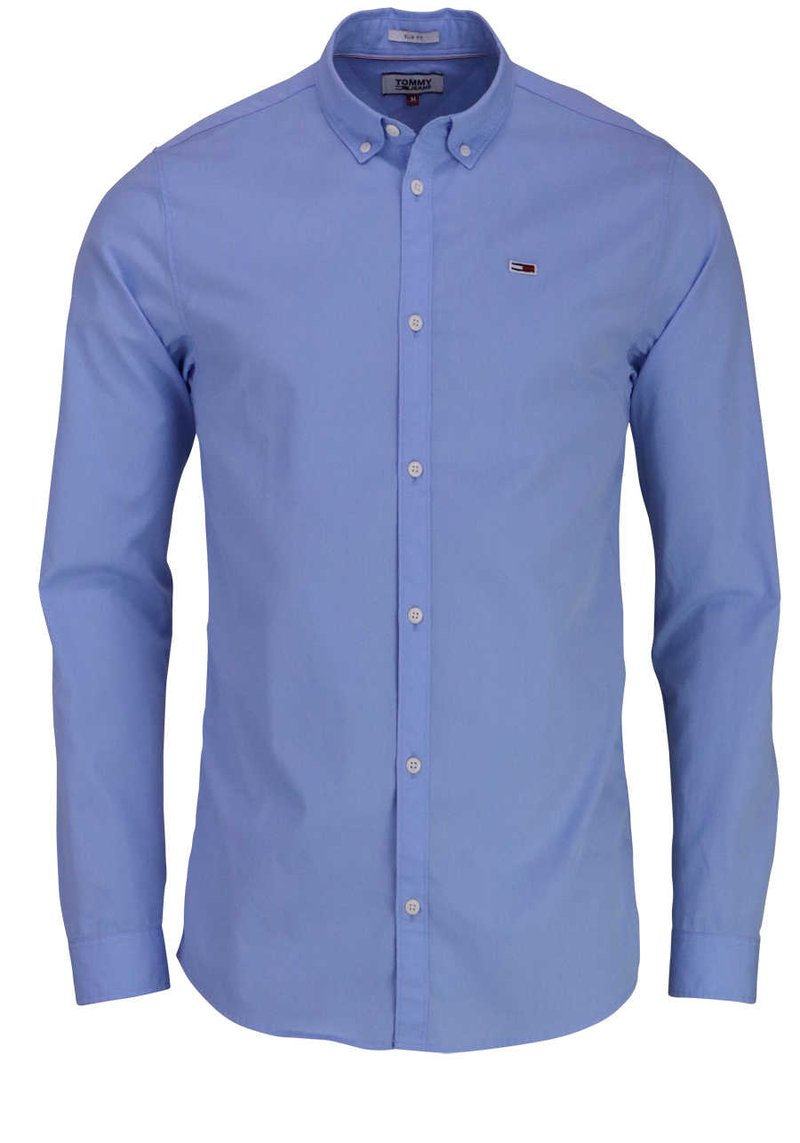 Tommy Jeans - Camicia - hellblau