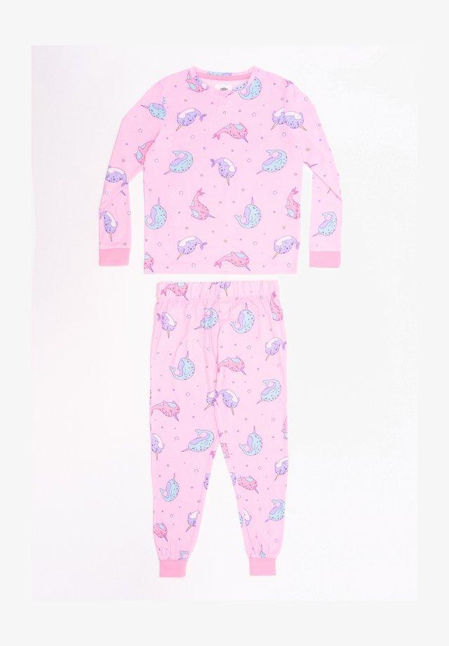 Piżama - pink