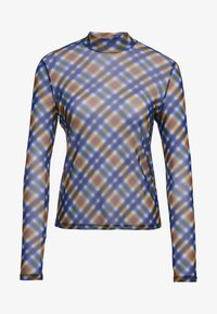 Opening Ceremony - Long sleeved top - french blue/multi - 4