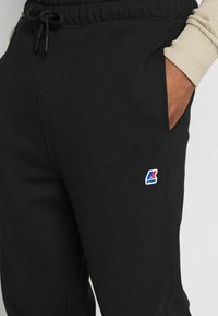 K-Way - ANDRE UNISEX - Trousers - black - 4