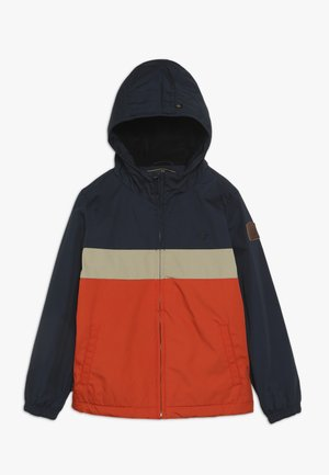 ALDER TONES BOY - Light jacket - burnt ochre