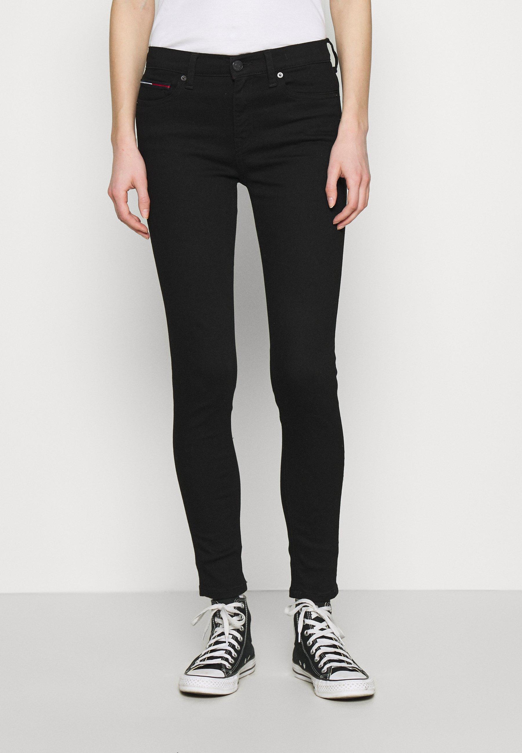 Women NORA MR SKINNY - Jeans Skinny Fit