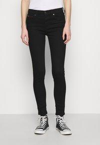 Tommy Jeans - NORA MR SKINNY - Jeans Skinny - denim - 0