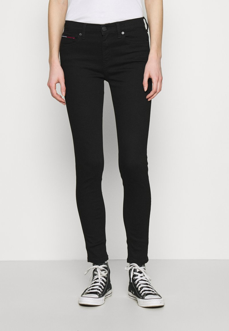 Tommy Jeans - NORA MR SKINNY - Jeans Skinny - denim