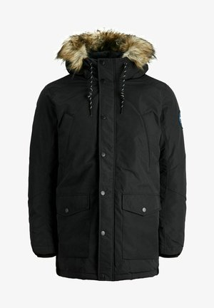 Winter coat - black