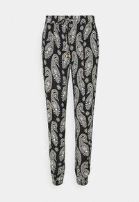 Kaffe - AMBER PANTS - Trousers - black - 0