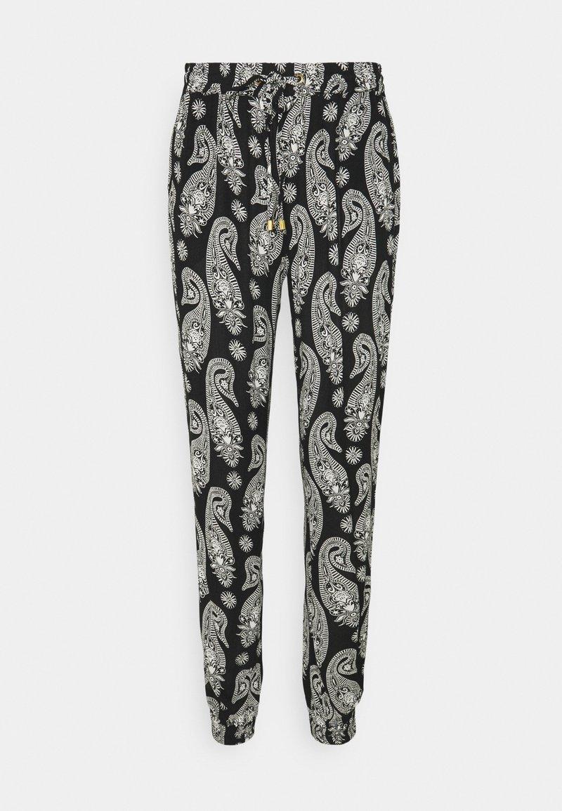 Kaffe - AMBER PANTS - Trousers - black