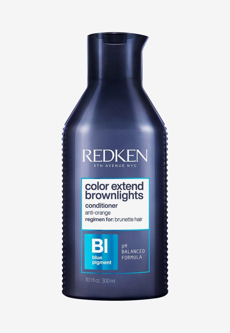 Redken - REDKEN COLOR EXTEND BROWNLIGHTS CONDITIONER  - Conditioner - -