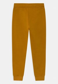 Lindex - TROUSERS ESSENTIAL KNEE UNISEX - Tracksuit bottoms - dark dusty yelloy - 1