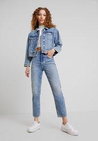 Abrand Jeans - JOSEPHINE SKRIVER LELU TANK - Top - white - 1