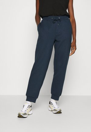 ONLHAILEY PANTS  - Tracksuit bottoms - navy blazer