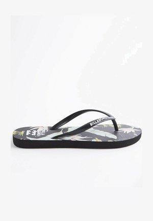 DAMA  - Pool shoes - black pebble
