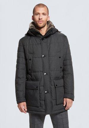 PLAZA - Winter jacket - dunkelgrau