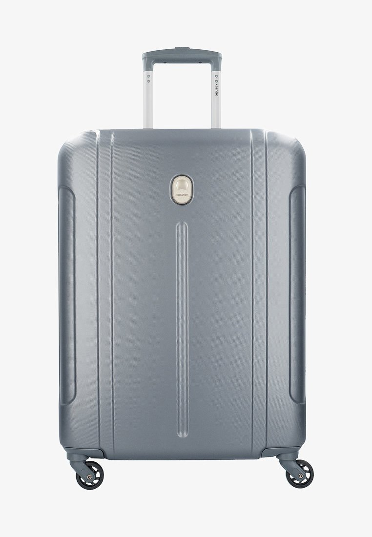 Delsey - ROLLEN TROLLEY - Wheeled suitcase - grey