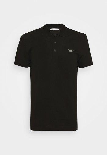 DARIOS - Polo shirt - black
