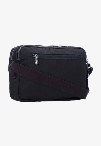 ABANU M - Across body bag - rich black