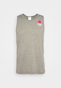Reebok - TANK GAMES - Top - green - 4