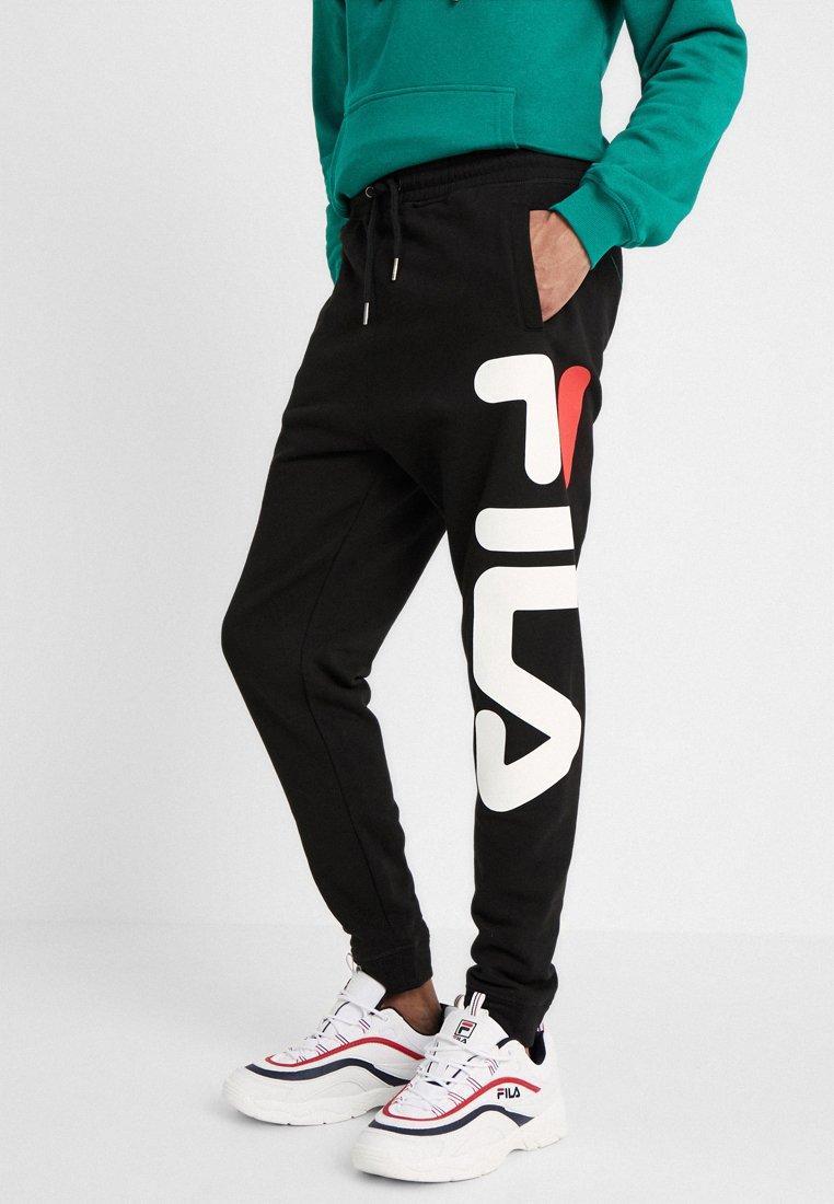 Fila - PURE - Pantaloni sportivi - black
