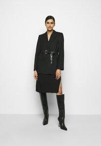 Vivienne Westwood - PILLOWCASE DRESS - Day dress - black - 1