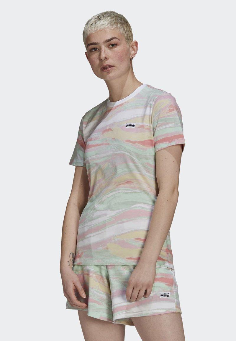 adidas Originals - TEE - T-shirts print - multicolor