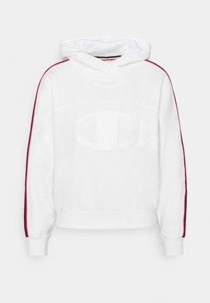 HOODED - Huppari - white