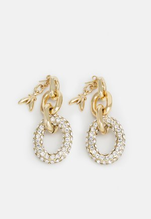 ORECCHINI EARRINGS - Ohrringe - gold-coloured