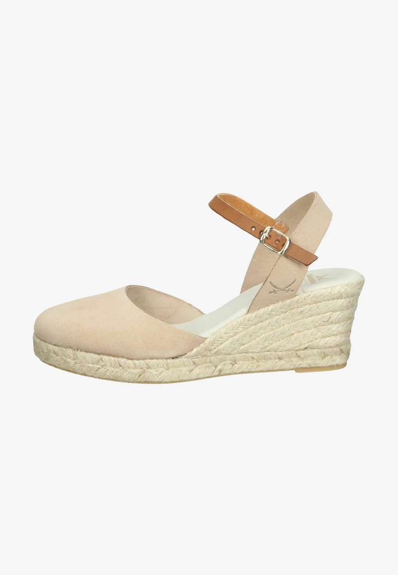 Sansibar Shoes - Sleehakken - beige