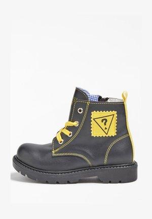REMY DREIECK  - Lace-up ankle boots - schwarz