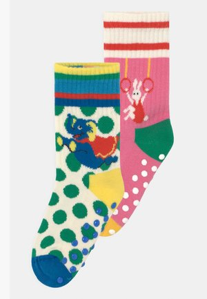 ELEFANT CIRCUS 2 PACK - Socks - multi-coloured
