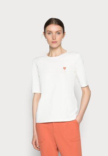 LIDDY  - Basic T-shirt - chalk