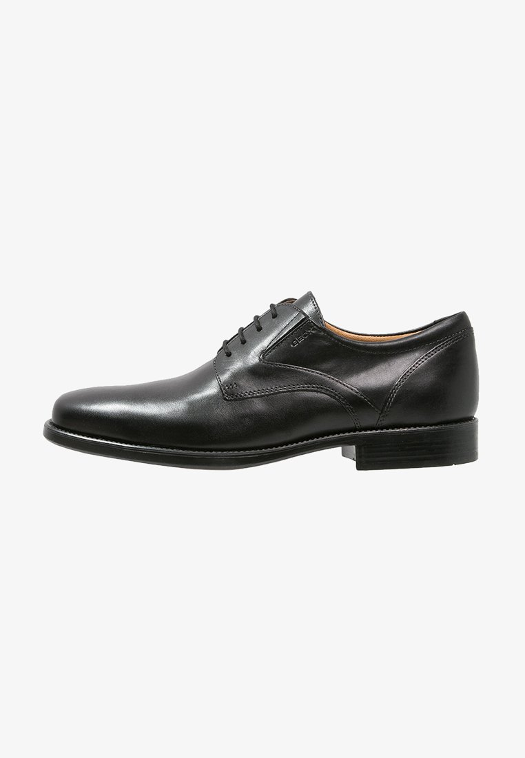 Geox - FREDERICO - Smart lace-ups - black