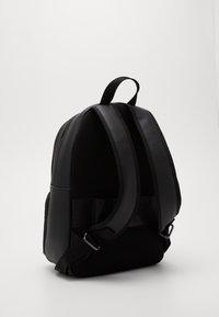 Calvin Klein - CENTRAL ROUND BACKPACK - Rucksack - black - 3