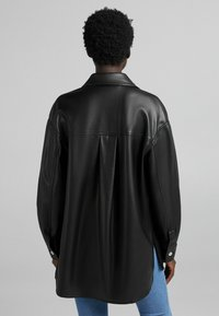 Bershka - Košile - black - 2