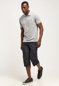 GANT - THE SUMMER - Polo shirt - silber - 1