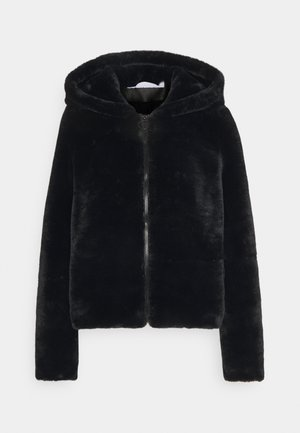 NMLOMA JACKET - Winter jacket - black