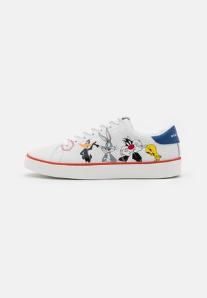 FLIPS - Sneakersy niskie - white