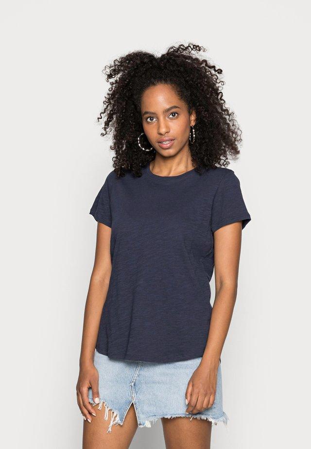 THE CREW - T-shirt basic - moonlight