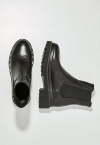 Inuovo - Classic ankle boots - black blk - 2