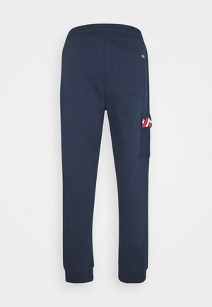 Pantalon de survêtement - twilight navy/multi