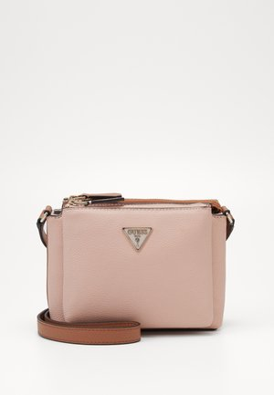 Across body bag - blush multi