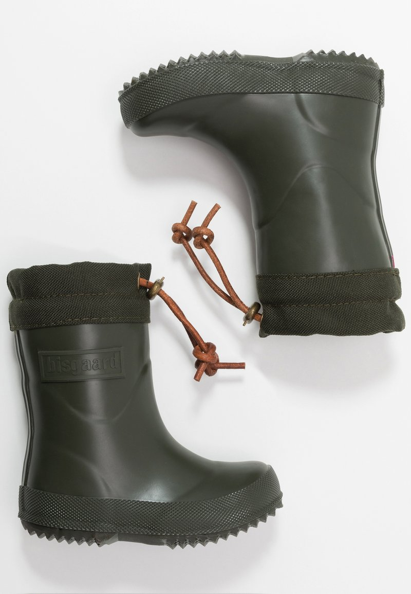 Bisgaard - THERMO BOOT - Wellies - green